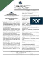 Edital Eleição Conselho tutelar de Aroeiras PB