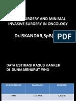 3 Okt 2018 Minimal Invasive Surgery