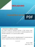 Parametros Diseño Ventiladfores Centrifugos