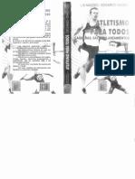 Atletismo Para Todos (Libro Completo) Mazzeo