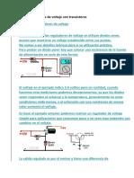 Hacer reguladores de voltaje con transistores.docx