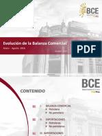 Estructura Del Comercio Exterior