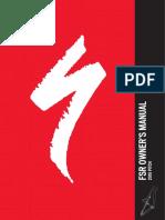 FSR 2010 Pitch FSR Manual