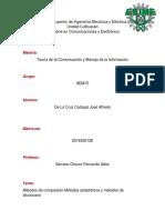 Métodos de compresión-Métodos estadísticos y métodos de diccionario.docx