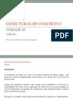 12_Estruturas de Concreto I_Torção