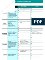 Fuerzas de Porter en Excel
