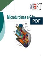 Microturbinas a Gás