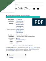 La Vie Est Belle (Film, 1997) —
