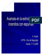 AntonioAcuna_Auxquimia, presentaciones