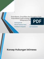 Pemeriksaan Pajak Hubungan Istimewa - Kelompok III.pptx