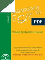 Bases Grammaire Francaise