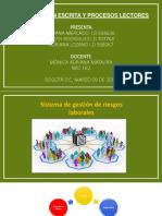 Generalidades Del Sistema de Riesgos Laborales