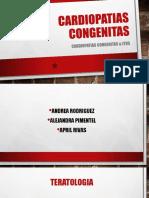 Expo Enfermedades Congenitas & Itus