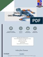 Infeccoes osteoarticulares (biossegurança)