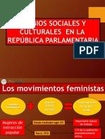 APUNTE__CAMBIOS_SOCIALES_Y_CULTURALES_REPUBLICA_PARLAMENTARIA.PPT