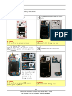 Samsung GT-i9082 Galaxy Grand 07 Level 2 Repair - Assembly, Disassembly