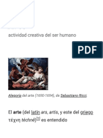 Arte - Wikipedia, la enciclopedia libre.pdf