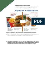 COMIDA SALUDABLE Y COMIDA CHATARRA.docx