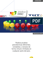 Molton Disc Catalogo Tht