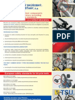 www.tsu.eu - Tests of bicycles and their components