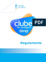 Regulamento Club Vantagens Sices