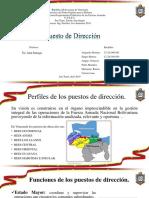 Organización de Dirección
