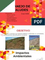 Ficha de Manejo de Taludes