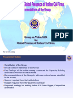 PPT - Recommendations for Global Presence of Indian Firms.ppt
