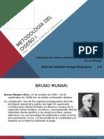 Comparación de Metodologías