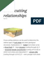Cross-cutting Relationships - Wikipedia