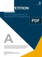 WSI OD03A Competition Rules Organization v7.0 En