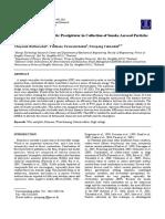 Application of Electrostatic Precipitator in Collection of Smoke Aerosol Particles.pdf