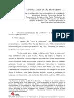 Direito Constitucional Ambiental Brasileiro