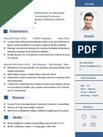 simple resume for jobs-WPS Office.docx