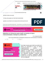 Metodos No Intrusivos Para Medir Corriente en Lazos Instrumentados_ Clamp-On y Diodo Test