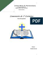 Comentario de 1ª de Corintios.pdf