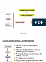 Ion Exchange Chromatography Ppt