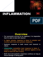 Inflammation - Cardinal Signs, Events