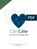 careline information security penetration test