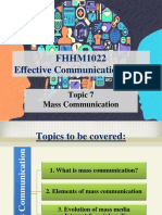 Topic 7 - Mass Communication 1 (1)