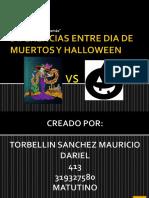 Diferencias Entre Dia de Muertos y Halloween (1)