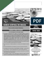 BACEN - 2013 - Discursiva.PDF