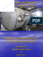 Stainless Steel Applications for Pressure Vessels Presentation.pdf
