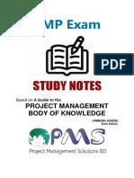 PMBOK Study Notes.pdf