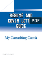 The MCC Resume and Cover Letter Handbook