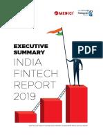 India FinTech Report 2019 - Fintegrate & Medici Feature_1553331181.pdf