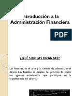 Introduccio Financiera