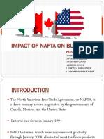 Impact of Nafta