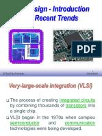RECENT TRENDS IN VLSI