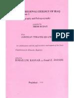 REGIONAL GEOLOGY OF IRAQ - BUDAY 1980.pdf
